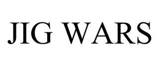 mark for JIG WARS, trademark #85474397