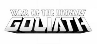mark for WAR OF THE WORLDS GOLIATH, trademark #85474552