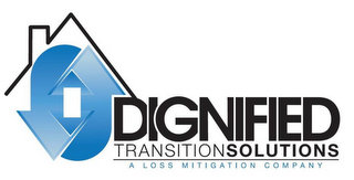 mark for DIGNIFIED TRANSITION SOLUTIONS A LOSS MITIGATION COMPANY, trademark #85474671