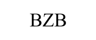 mark for BZB, trademark #85474696