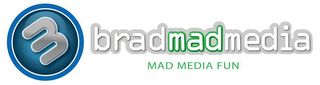 mark for B BRADMADMEDIA MAD MEDIA FUN, trademark #85474899
