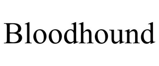 mark for BLOODHOUND, trademark #85475255