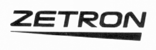 mark for ZETRON, trademark #85475296