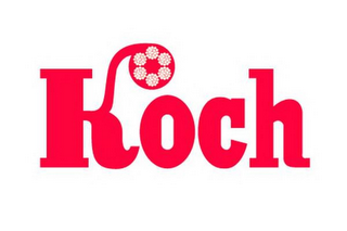 mark for KOCH, trademark #85475567