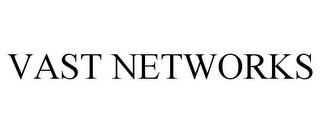 mark for VAST NETWORKS, trademark #85475899