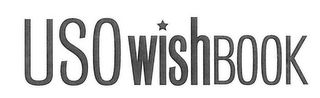mark for USO WISHBOOK, trademark #85476122