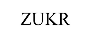 mark for ZUKR, trademark #85476177