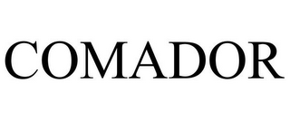 mark for COMADOR, trademark #85476730