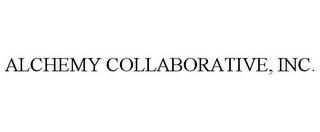 mark for ALCHEMY COLLABORATIVE, INC., trademark #85476980