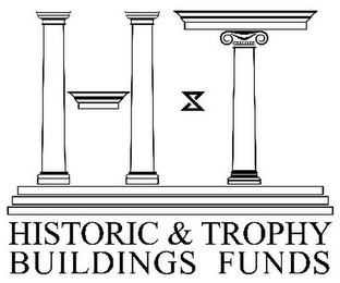 mark for HISTORIC & TROPHY BUILDINGS FUNDS, trademark #85477003