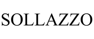 mark for SOLLAZZO, trademark #85477556