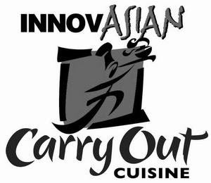 mark for INNOVASIAN CARRY OUT CUISINE, trademark #85477786