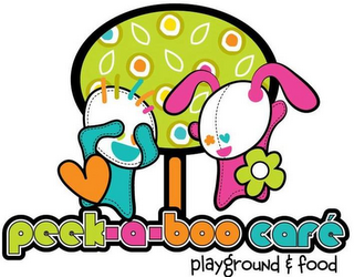 mark for PEEK-A-BOO CAFE PLAYGROUND & FOOD, trademark #85478557