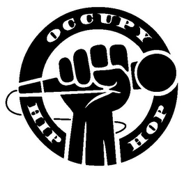 mark for OCCUPY HIP HOP, trademark #85479450