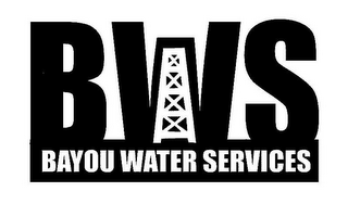 mark for BWS BAYOU WATER SERVICES, trademark #85480007