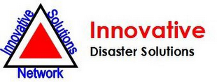 mark for INNOVATIVE DISASTER SOLUTIONS, trademark #85480195
