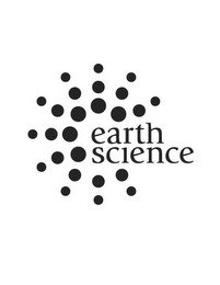 mark for EARTH SCIENCE, trademark #85480207