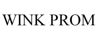 mark for WINK PROM, trademark #85480283
