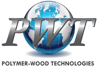 mark for PWT POLYMER-WOOD TECHNOLOGIES, trademark #85480423