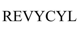 mark for REVYCYL, trademark #85480470