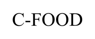 mark for C-FOOD, trademark #85480562