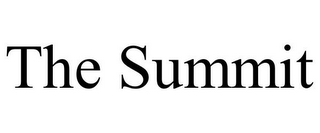 mark for THE SUMMIT, trademark #85480824
