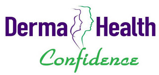 mark for DERMA HEALTH CONFIDENCE, trademark #85481094