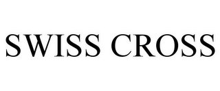 mark for SWISS CROSS, trademark #85481454