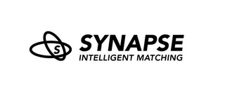 mark for S SYNAPSE INTELLIGENT MATCHING, trademark #85481788