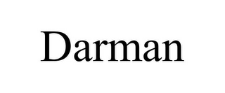 mark for DARMAN, trademark #85481835