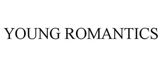 mark for YOUNG ROMANTICS, trademark #85481949