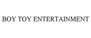 mark for BOY TOY ENTERTAINMENT, trademark #85481973