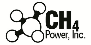 mark for CH4 POWER, INC., trademark #85481980
