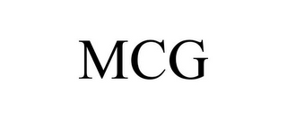 mark for MCG, trademark #85482276