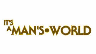 mark for IT'S A MAN'S WORLD, trademark #85482545
