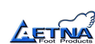 mark for AETNA FOOT PRODUCTS, trademark #85482563