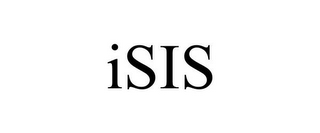 mark for ISIS, trademark #85482854