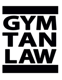 mark for GYM TAN LAW, trademark #85482986