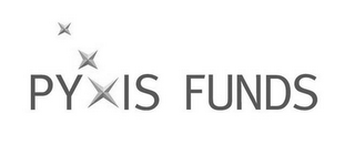 mark for PYXIS FUNDS, trademark #85483095