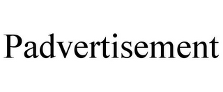 mark for PADVERTISEMENT, trademark #85483402