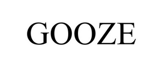 mark for GOOZE, trademark #85483508