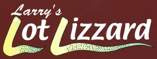 mark for LARRY'S LOT LIZZARD, trademark #85483768