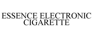 mark for ESSENCE ELECTRONIC CIGARETTE, trademark #85484480