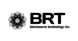 mark for BRT BIORESOURCE TECHNOLOGY INC., trademark #85484717