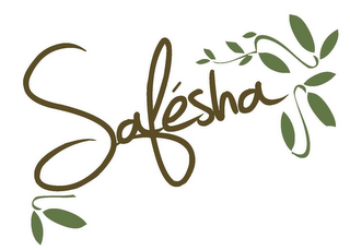 mark for SAFÉSHA, trademark #85484838