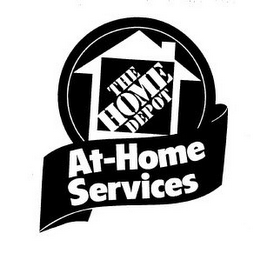 mark for THE HOME DEPOT AT-HOME SERVICES, trademark #85485041