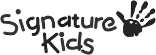 mark for SIGNATURE KIDS, trademark #85485253