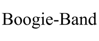 mark for BOOGIE-BAND, trademark #85485389