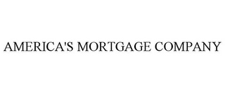 mark for AMERICA'S MORTGAGE COMPANY, trademark #85486629