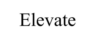 mark for ELEVATE, trademark #85486814